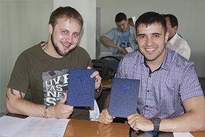 Выпуск студентов Дальневосточного института коммуникаций 2018 года'